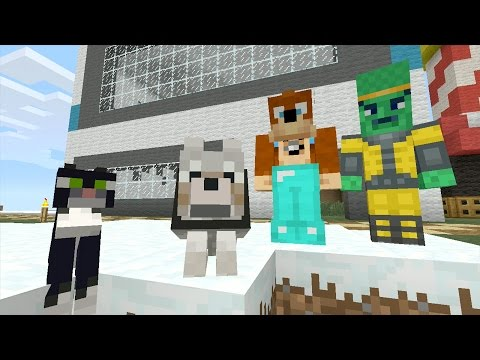 Minecraft Xbox - Waste Place [283]