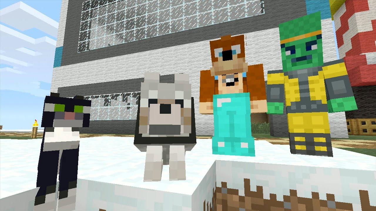 Minecraft Xbox Waste Place 283 YouTube