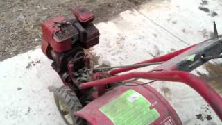 1977 Troy Built Rototiller