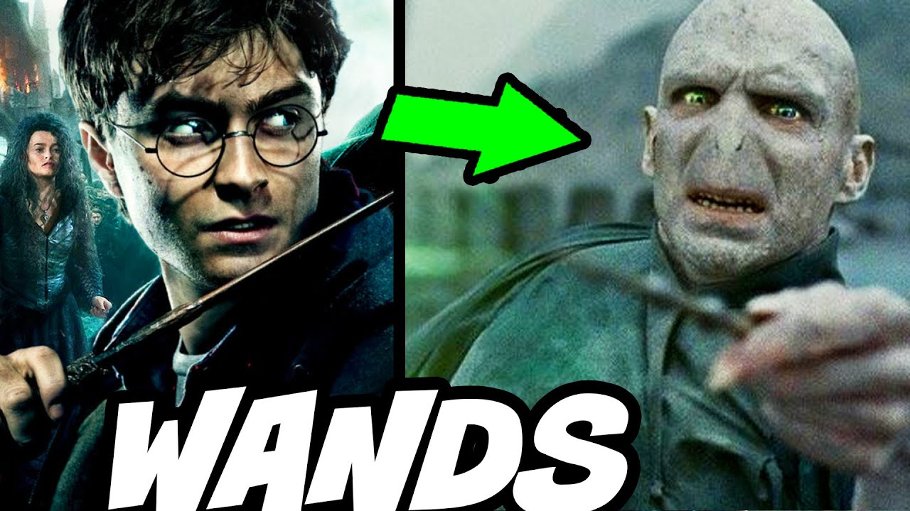The 10 Most Powerful WANDS in Harry Potter (RANKED)