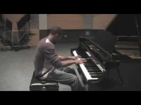 B.U.D.D.Y. - Musiq Soulchild Piano Cover