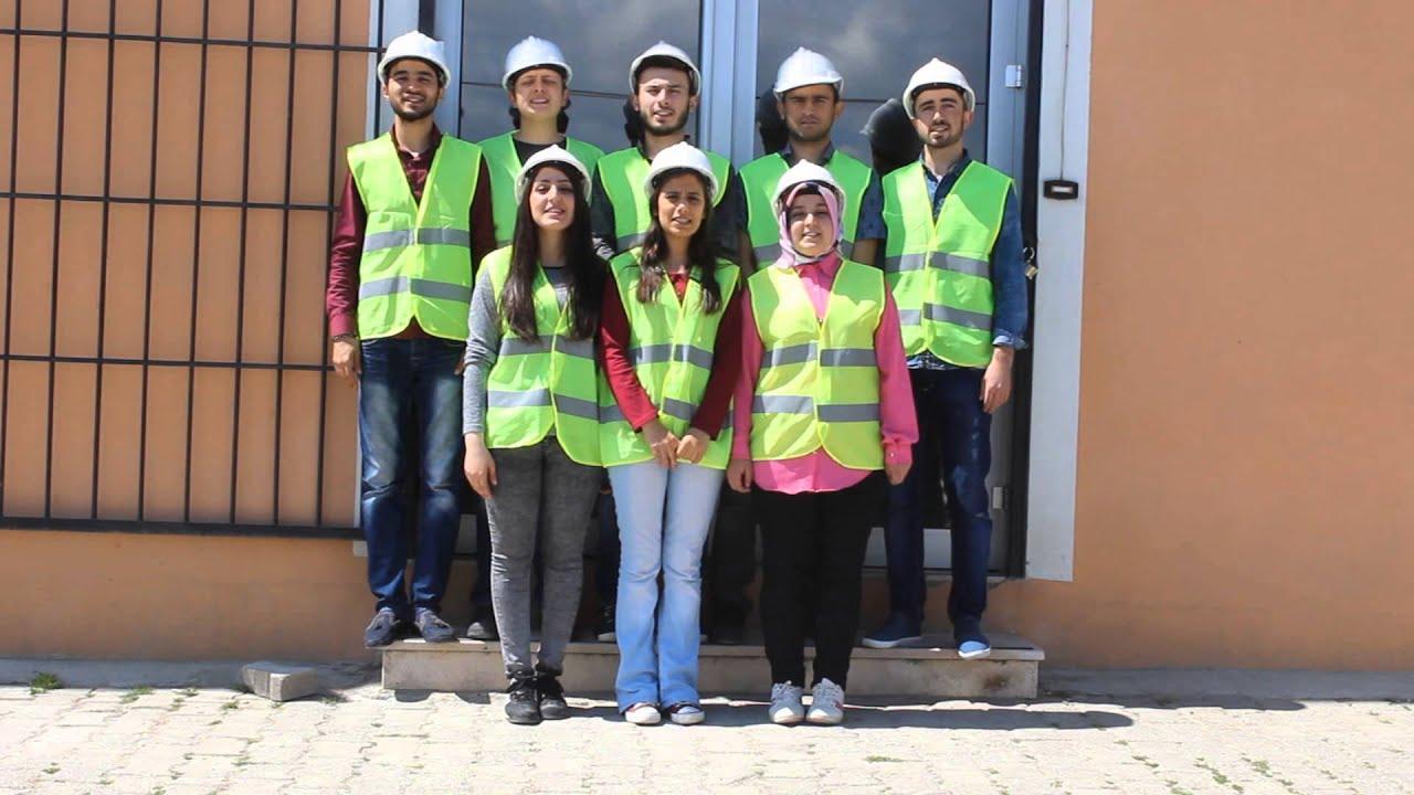 Boyabat Meslek Yüksek Okulu İşçi Sağlığı ve İş Güvenliği Bölüm Tanıtımı