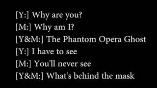 iced earth - the phantom opera ghost - karaoke