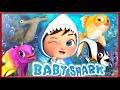Baby Shark Doo Doo Do Doo   + More Nursery Rhymes & Kids Songs Banana Cartoons [HD]