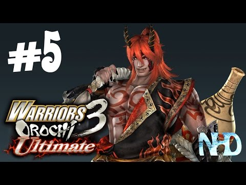 Let's Play Warriors Orochi 3 Ultimate (pt5) Chapter 1: Battle of Shouchun