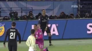 MATCH 6: Club América vs Real Madrid - FCWC 2016