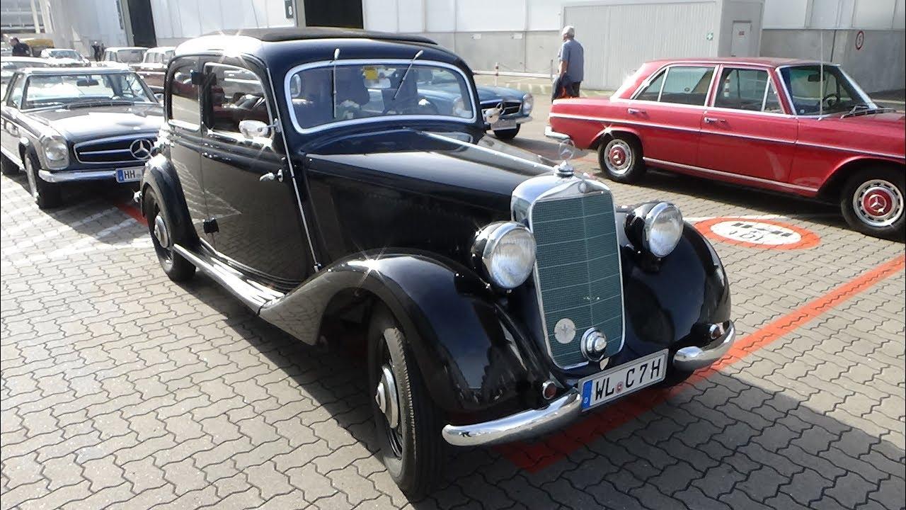 1950 - 1952 Mercedes-Benz 170 Va - Hamburg Motor Classics ...