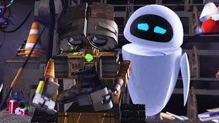 WALL-E - Part 6 [Playstation 3, Non-Commentary]