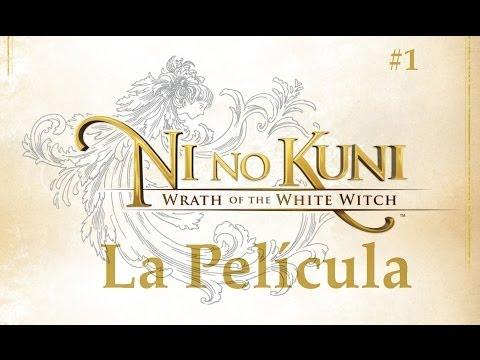 Ni No Kuni - La pelicula - Parte 1 - Jap (Subtitulado Español) - HD