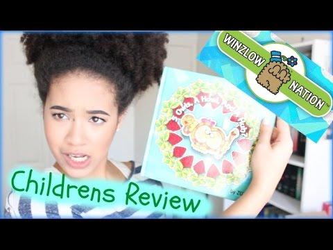 Winzlow Nation || Children's Book Review