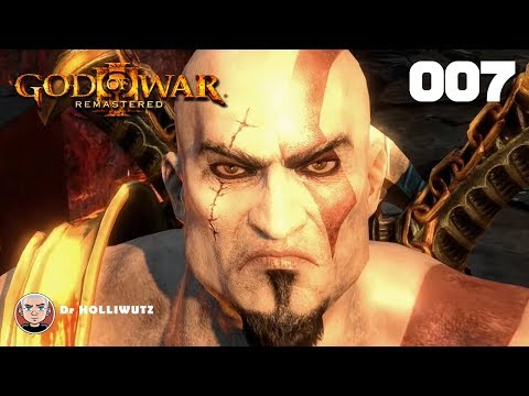 God of War 3 #007 - Die Stadt Olympia [PS4] Let's Play GOW3 remastered
