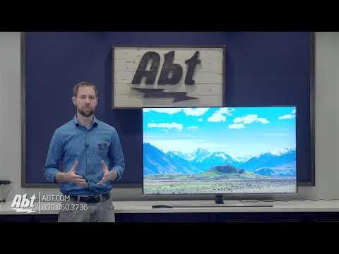 Overview: Samsung NU8000 Series 4k LED TV - UN55NU8000 - YouTube