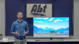 Overview: Samsung NU8000 Series 4k LED TV - UN55NU8000