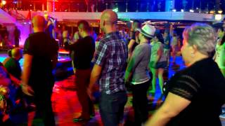 Red Frog Deck Party Carnival Conquest  9/21/14.