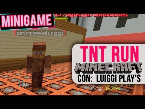 #MiniGame: La primera vez de la princesa   #TNTRun
