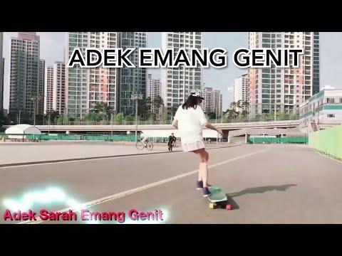 Adek Sarah Emang Genit Dj Remix Video Official