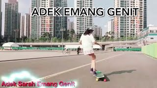 Adek sarah emang genit Dj remix video official