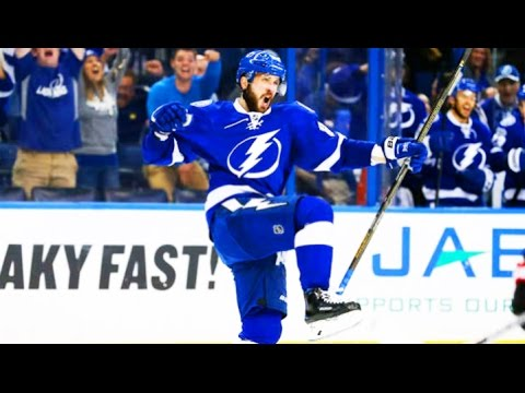 Dave Mishkin calls all 5 Lightning goals in win over Senators (Kucherov hat trick!)