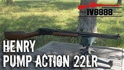 Henry Pump Action 22LR