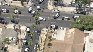 WATCH LIVE: South L.A. Police Pursuit