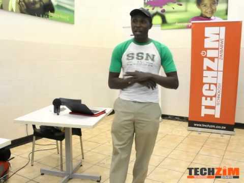 Chenjerai Katanda ZOL Startup Challenge Mentorship Session 2