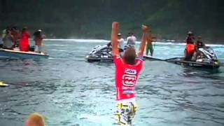 Billabong Pro Tahiti 2008 Surf Movie