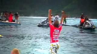 Billabong Pro Tahiti 2008 Surf Movie
