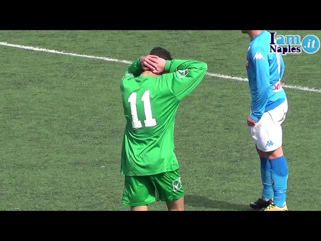 IAMNAPLES.IT - Under 15 A e B, Napoli-Avellino 1-0. Gli highlights di IamNaples.it