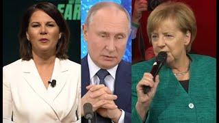 "Как Путин дискредитирует ""зеленую"" русофобку Бербок?"