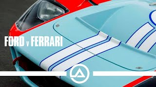 Ford vs Ferrari | The Legend of Carroll Shelby & Ford Motor Co