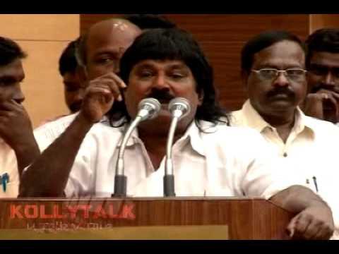 Koyambedu Perundhu Nilayam Audio Launch Clip 1