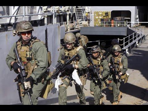 Arma 3 - 15th MEU Realism Unit- Force Recon - Ocean Oil Drill Raid