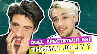 QUEL SPECTATEUR EST THOMAS JOLLY ? | RONAN AU THÉÂTRE