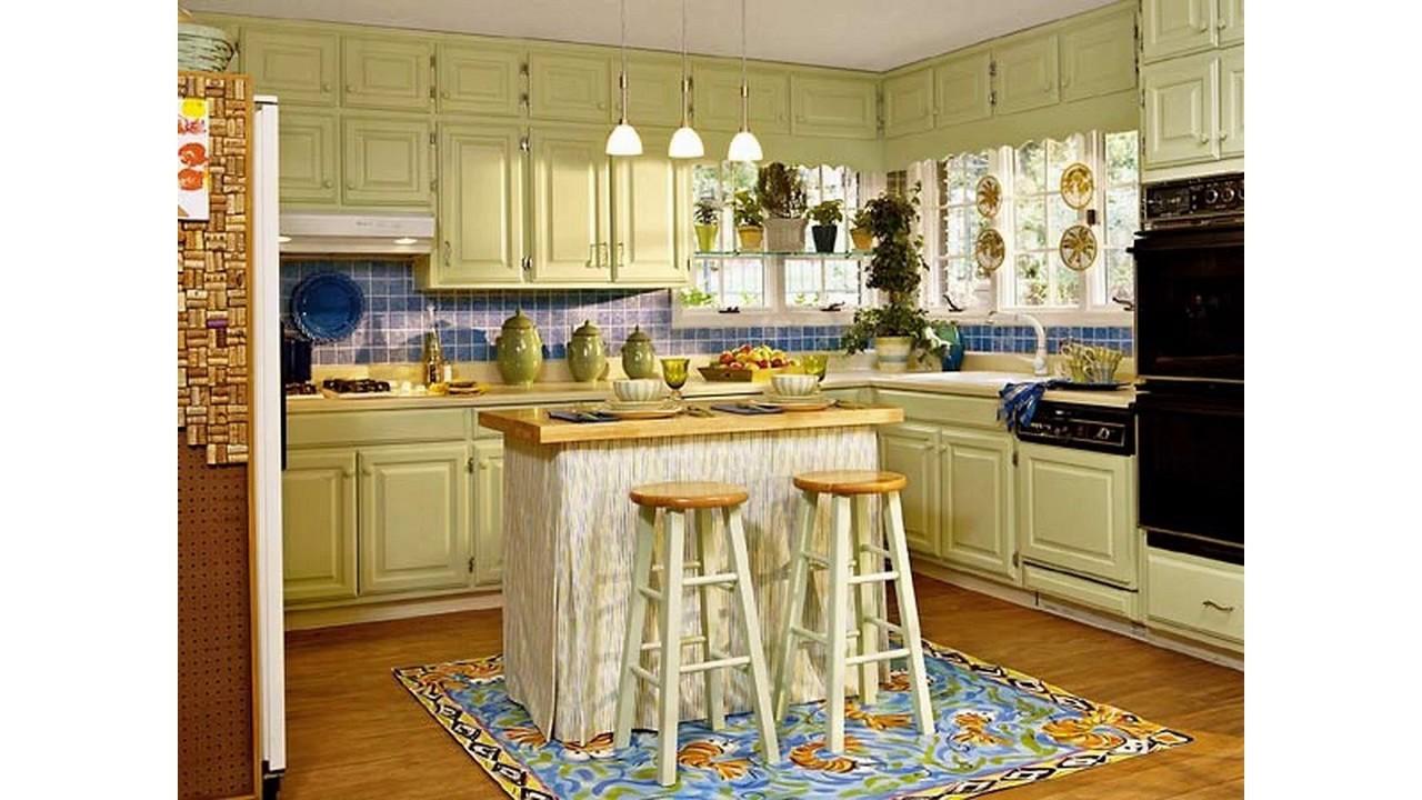 Pintar gabinetes de cocina ideas - YouTube