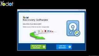 How to Recover Deleted Files using File Recovery Software