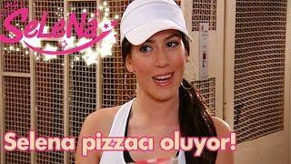 Selena pizzacı oluyor!