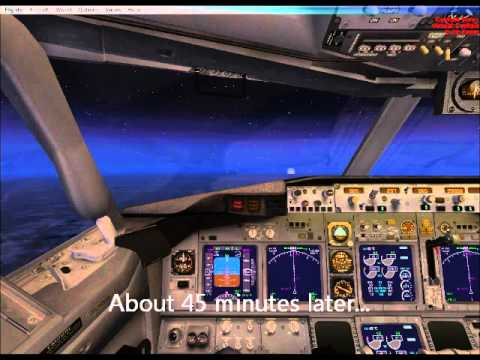 FSX - JFK to LHR - Boeing 737-800 World Travel Airlines