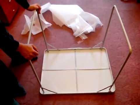 Петля ломберная для раскладных столов фото