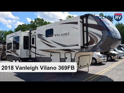 2018 Vanleigh Vilano 369FB | Fifth Wheel