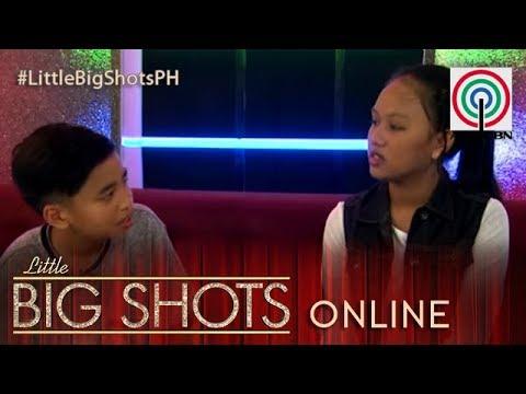 Little Big Shots Philippines Online: Bri-Anne | Sand Artist