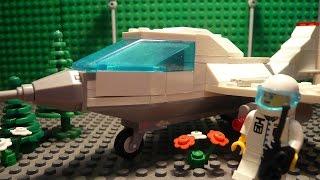 LEGO САМОДЕЛКА #8 | Истребитель / Fighter(Как построить истребитель из лего? Если вы восхитительный строитель и проектируете свой лего-город, то..., 2015-05-30T10:28:45.000Z)