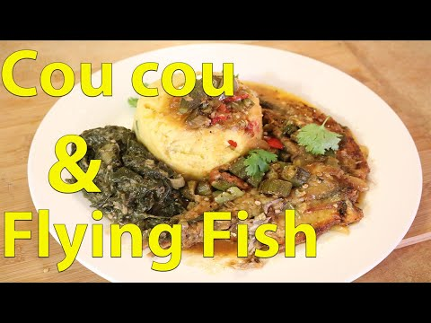 Cou Cou And Flying Fish