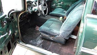 How to Install Carpet in a Classic Car for $30