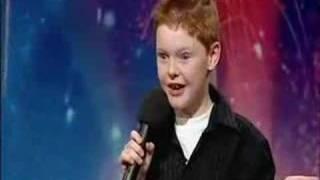 Alex lees comedy routine britains got talent
