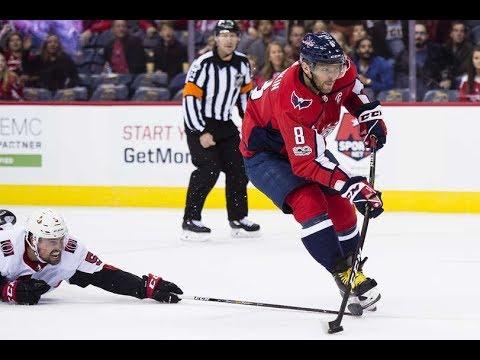Game 20-Caps Lock-Ottawa Senators vs Washington Capitals 2017-18
