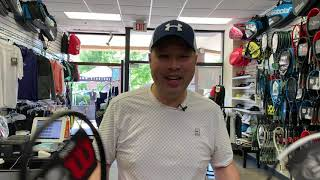 TENNIS RACKET PRICING - HAS IT CHANGED IN THE LAST 30 YEARS