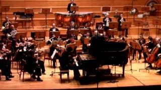 Variaciones Sinfónicas de Cesar Franck para Piano y Orquesta