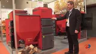 Calderas policombustibles de Hidrollama en Expobiomasa 2014