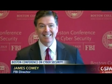 "FBI Director ""There Is NO Absolute Privacy In AMERICA! Not With Your Spouse! Not With Your Attorney"""