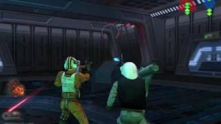 Star Wars Battlefront II Space Battle
